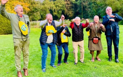 Walk with Inner Wheel – Bruxelles Ouest 10/10/2021